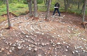 Kivide-ülestähendamine